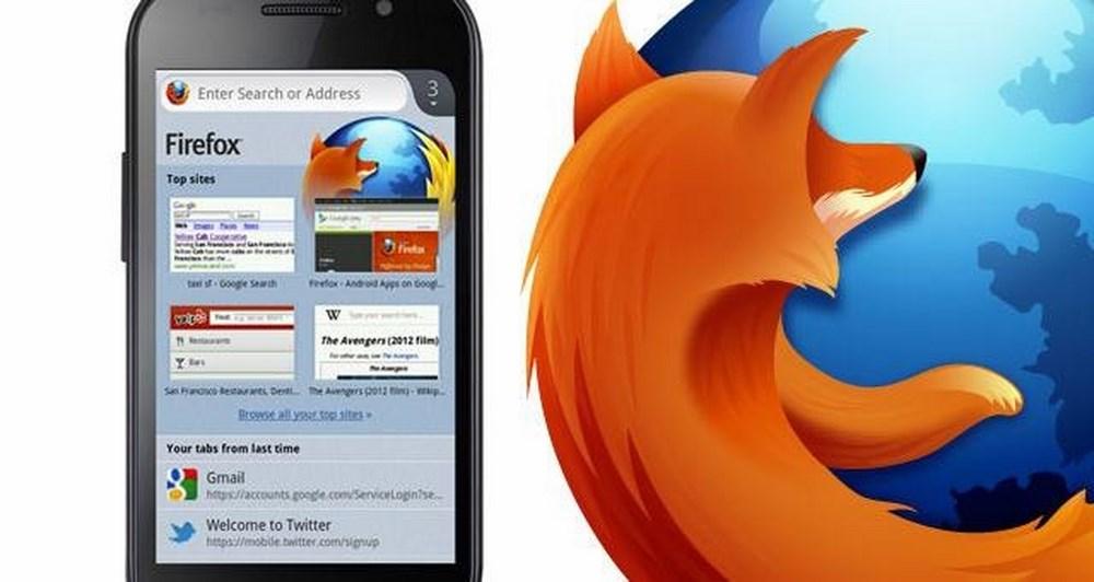 Ανανεωμένο το Firefox για Αndroid