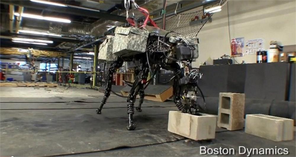 Γιατί η Google χρειάζεται τόσα robots;