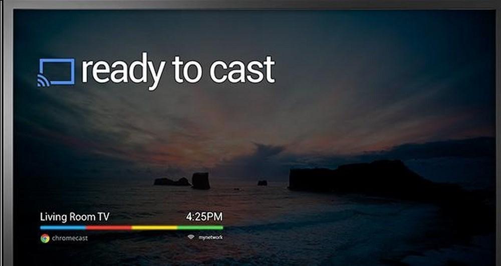 Web Streaming του Google Play για Chromecast