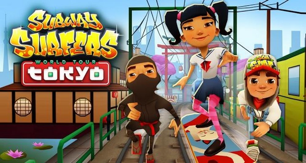 Ήρθε το Subway Surfers στα Windows Phone 8