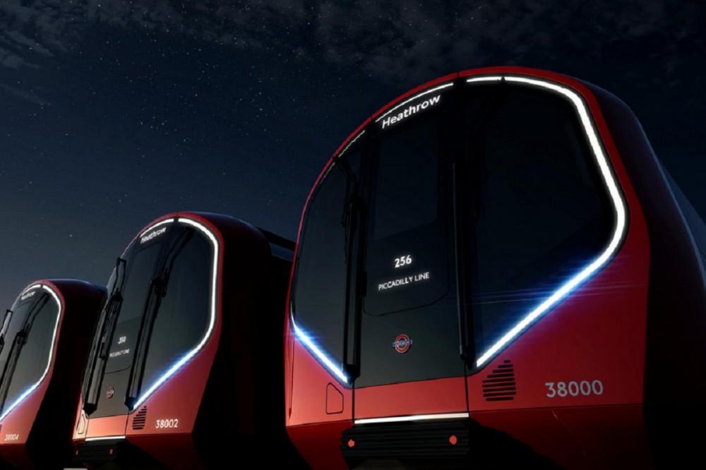 Το μετρό στο Λονδίνο έρχεται από το μέλλον