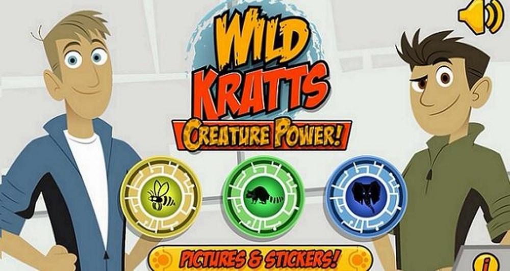 PBS's Wild Kratts App τώρα στα Windows Phone και Pcs
