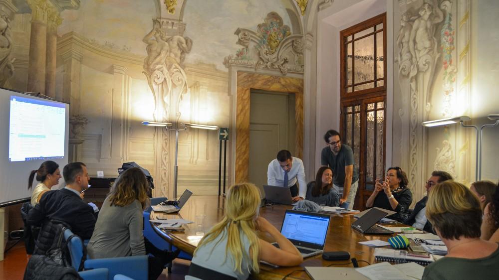 Η imonline στην 9η διαπεριφερειακή συνάντηση BRANDTour - Interreg Europe στην Φλωρεντία