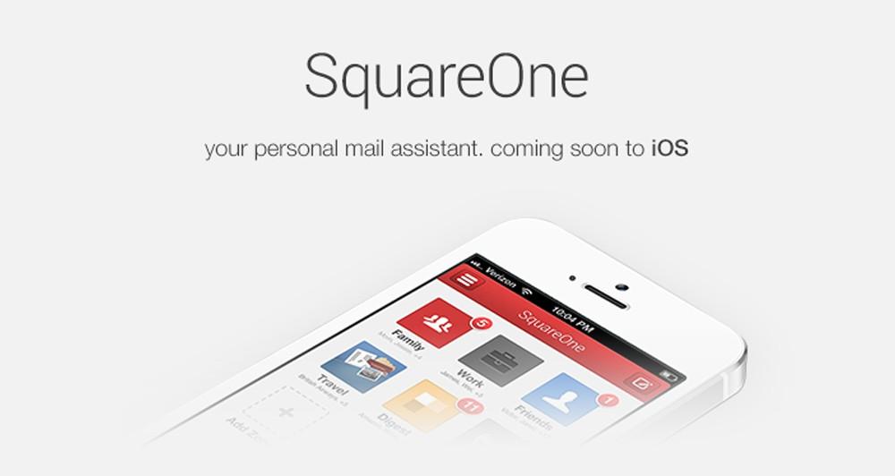 Square One: Μια διαφορετική εφαρμογή email για iPhone