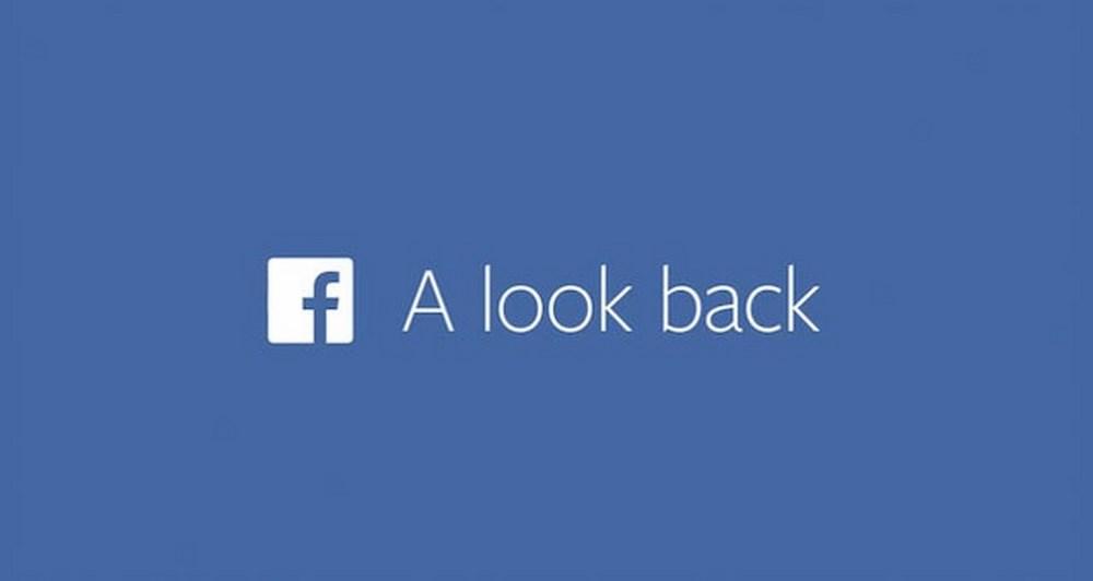 Ένα Look back video της ζωής σας απ' το Facebook