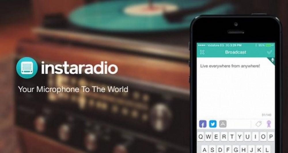 Instaradio, η νέα εφαρμογή ραδιοφώνου για Android