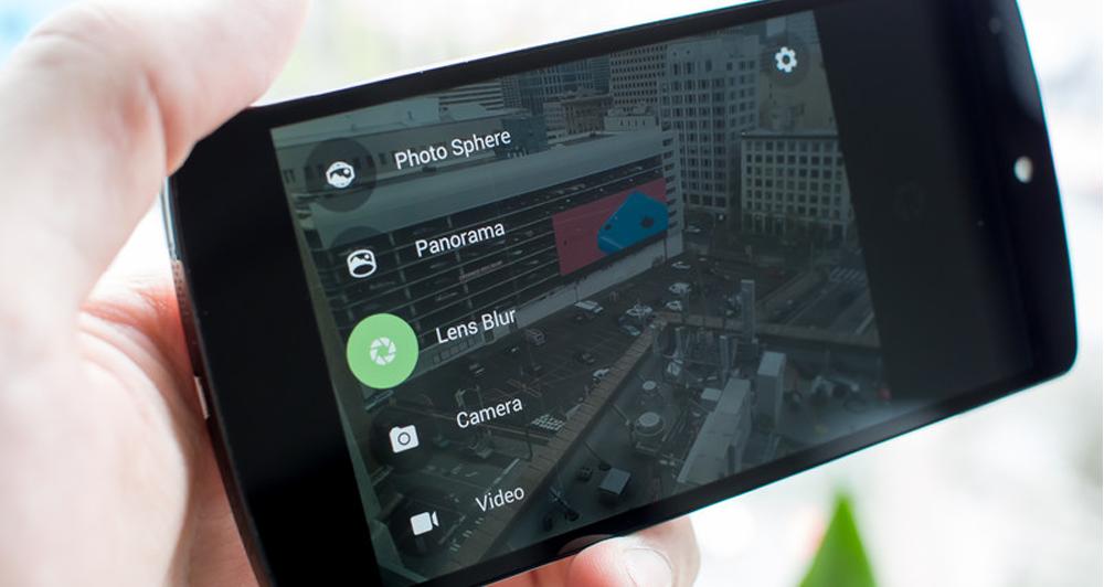 Νέες λειτουργίες για την εφαρμογή Google Camera