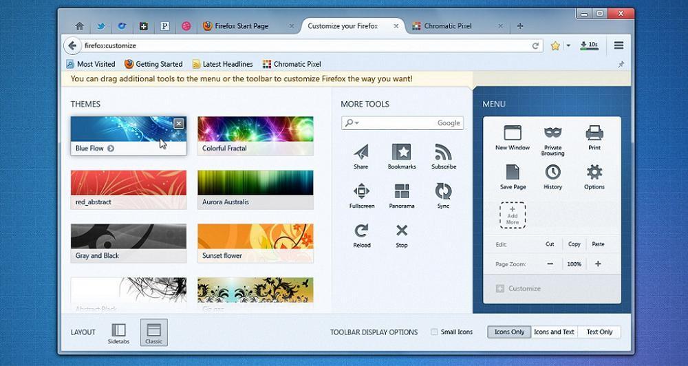 Διαθέσιμο το νέο Update του Firefox Mozila