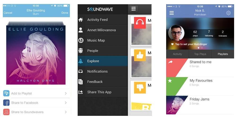 Soundwave:Νέα Chrome Browser Extensions