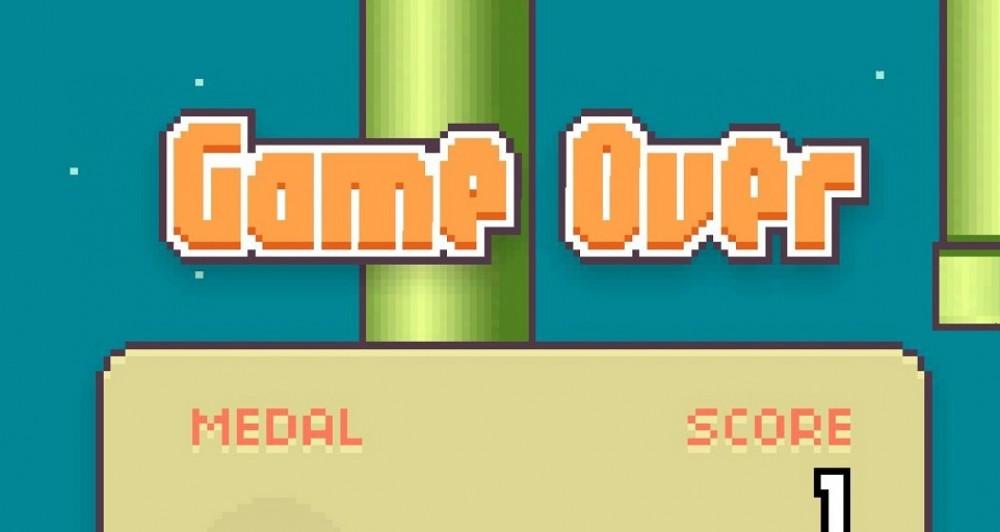 Το Flappy Bird έρχεται από το App Store