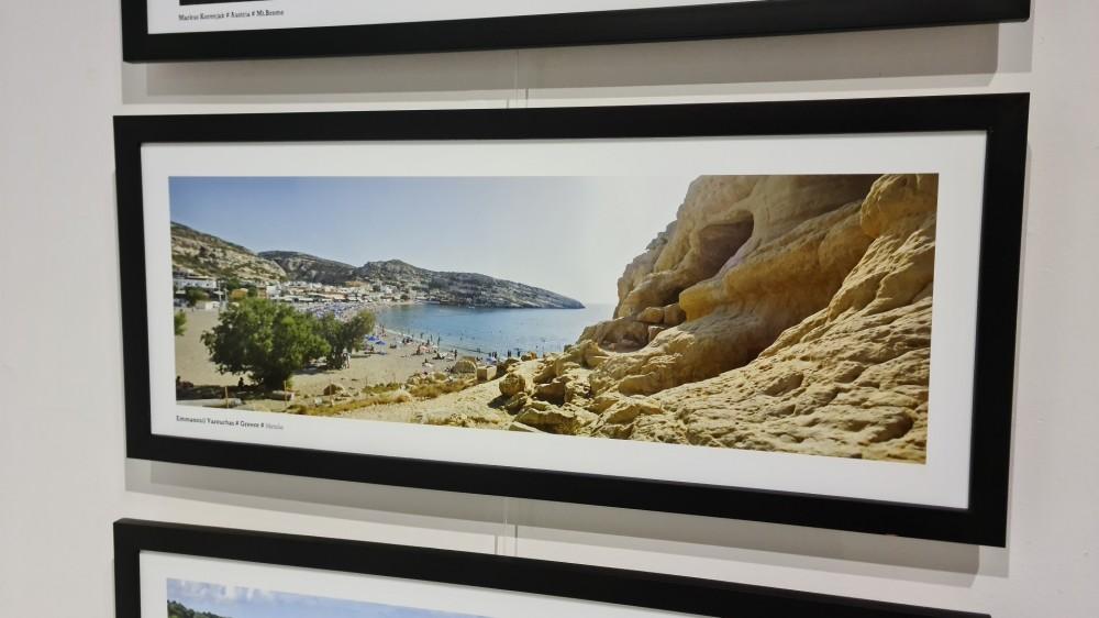 Η imonline στην έκθεση φωτογραφίας Landscapes