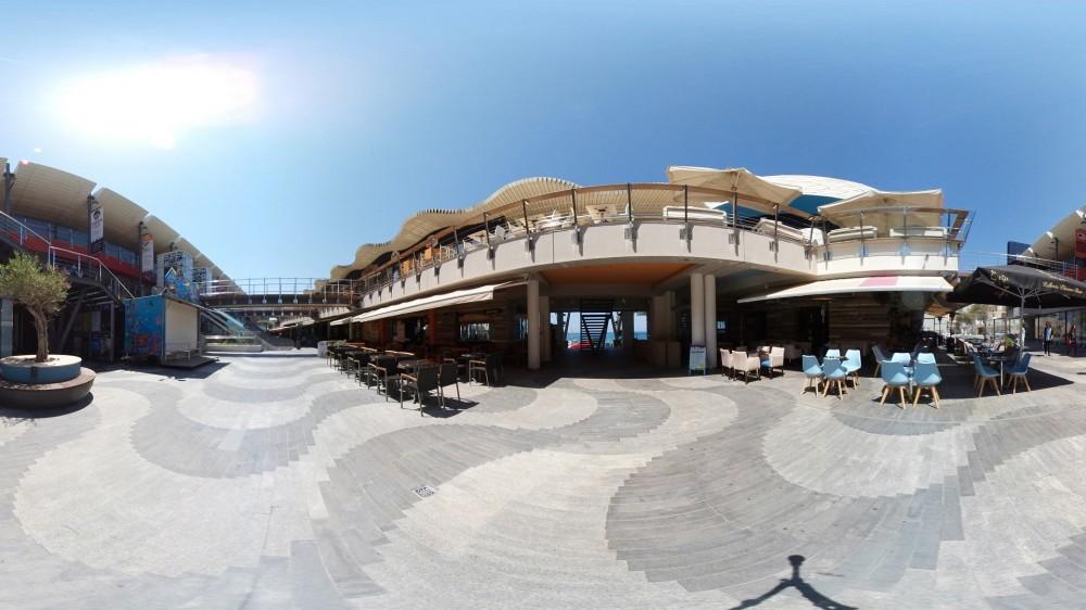 Εικονική πλοήγηση Talos Plaza