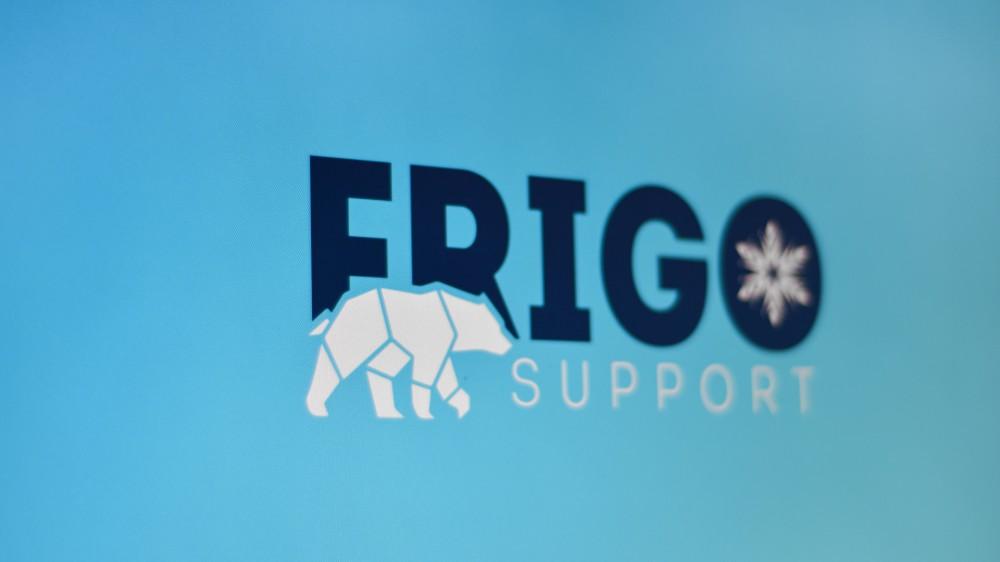 Σχεδιασμός εταιρικής ταυτότητας Frigo Support