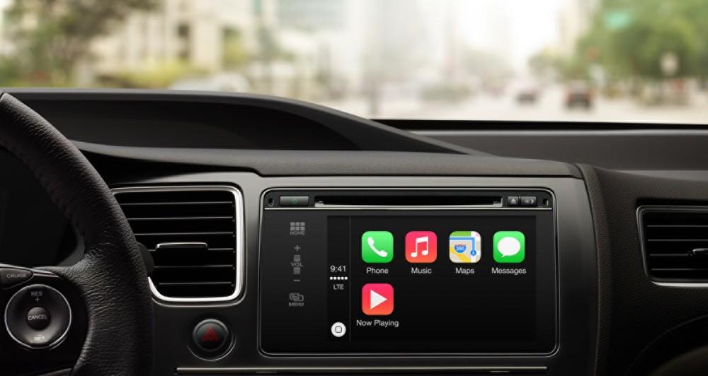 Το iOS in the Car είναι έτοιμο και λέγεται CarPlay