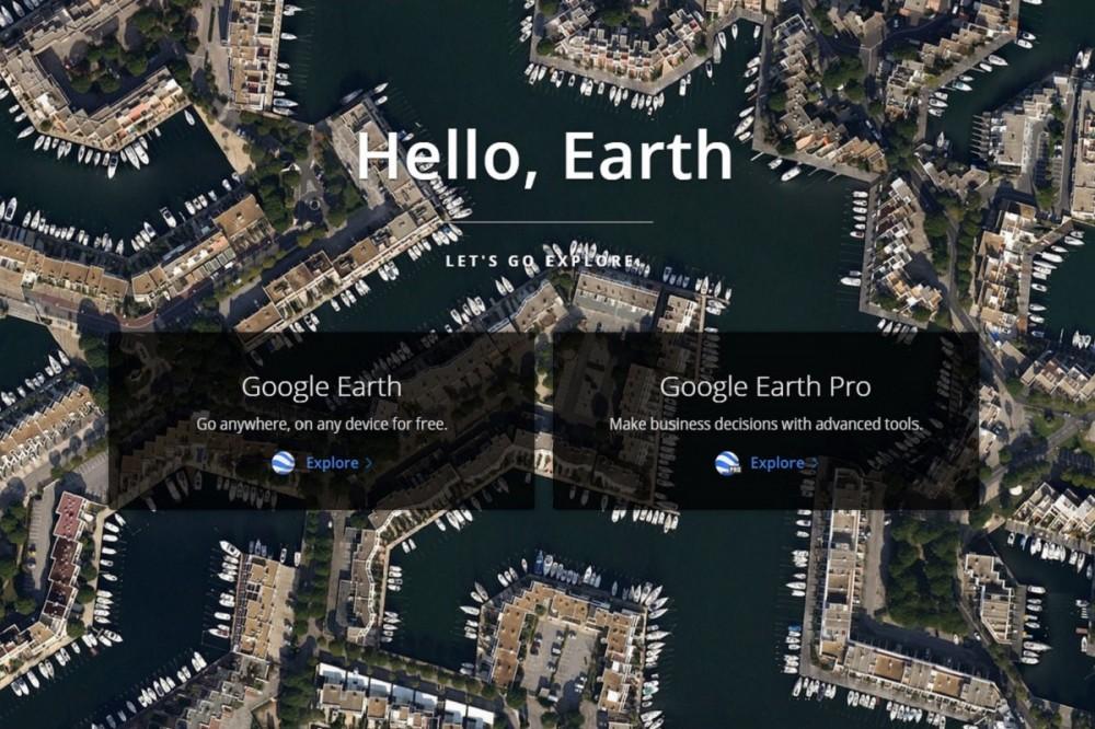 Το Google Earth έγινε 10