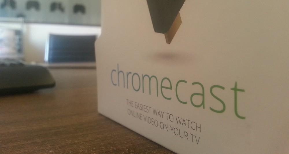 Το Chromecast κλείνει ένα έτος ζωής