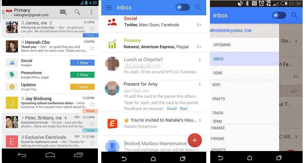 Google: Οι αλλαγές συνεχίζονται