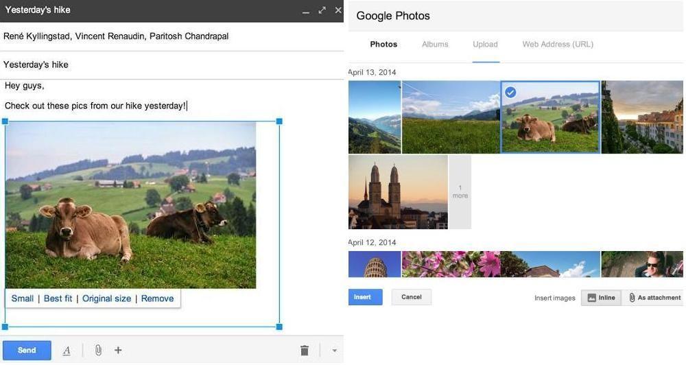 Νέες υπηρεσίες Back Up στο Gmail