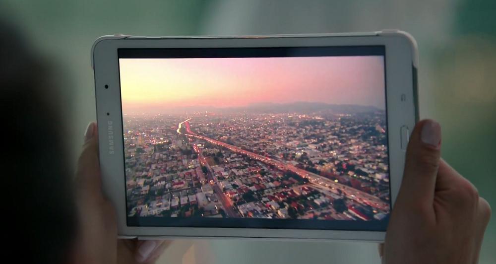 Samsung Galaxy Tab, Note Pro VS Apple και Microsoft
