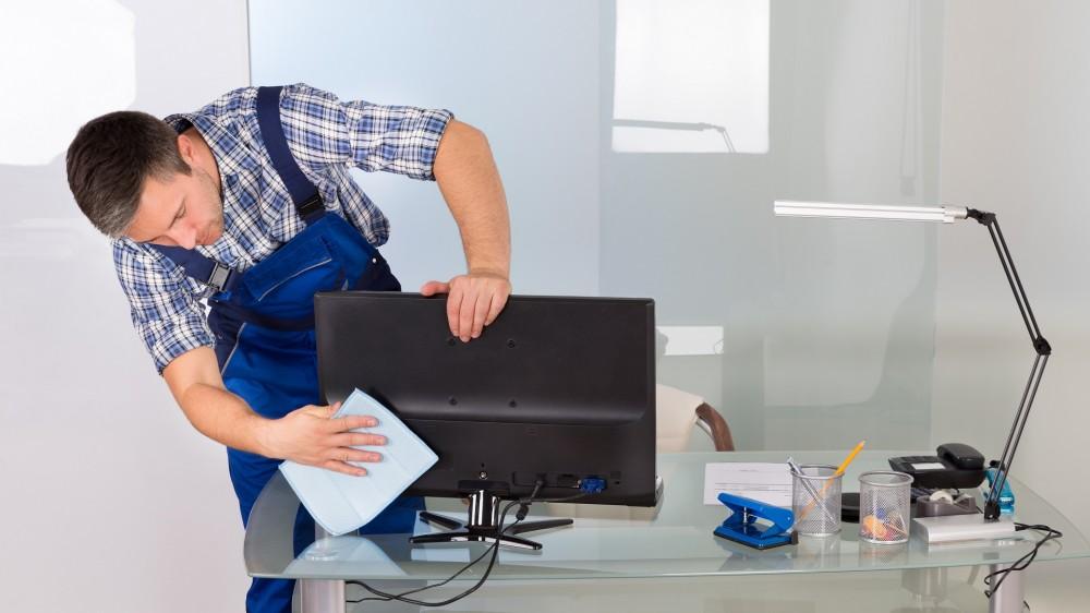 Η λύση στη καθαριότητα τώρα στο διαδίκτυο