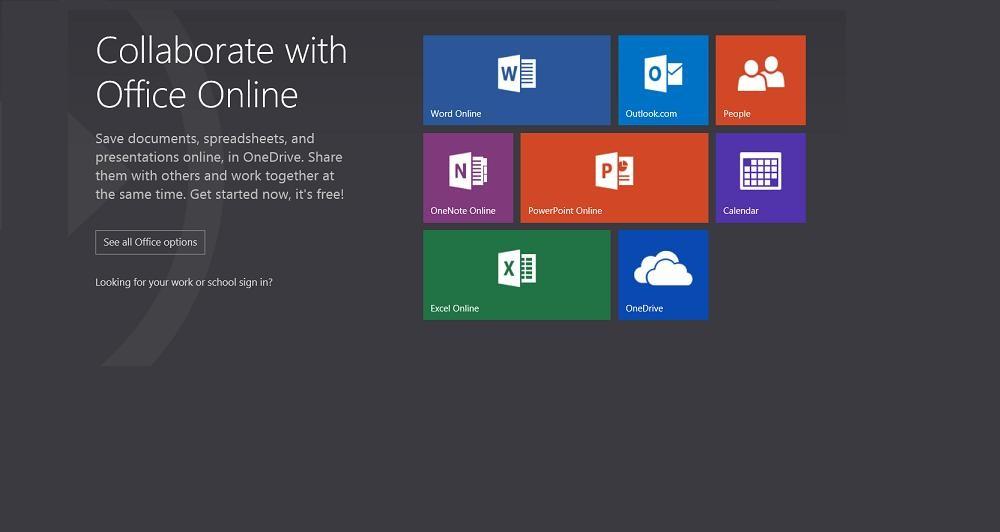 Office Web Apps : Αλλάζουν σε Office Online