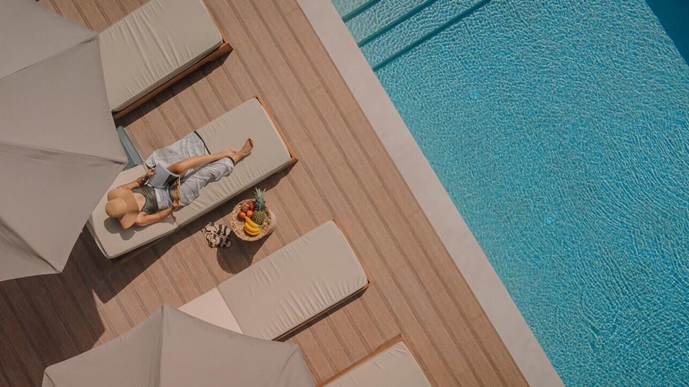 Aqua Blue Luxury Suites, μία μοναδική εμπειρία