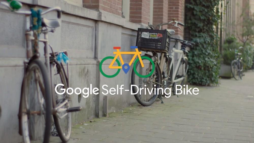 Self-driving ποδήλατα και καλό μήνα