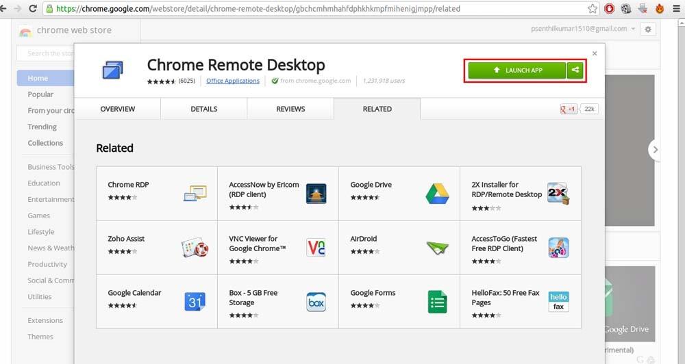 Το Chrome Remote Desktop είναι πλέον διαθέσιμο στο Google Play