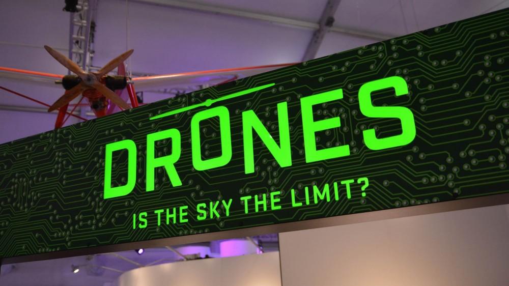 Η imonline στην έκθεση Drones, is the sky the limit? στην Νέα Υόρκη