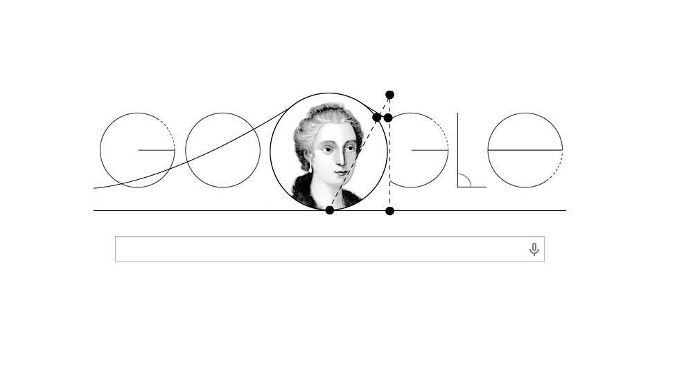 Η Google τιμάει την Maria Gaetana Agnesi