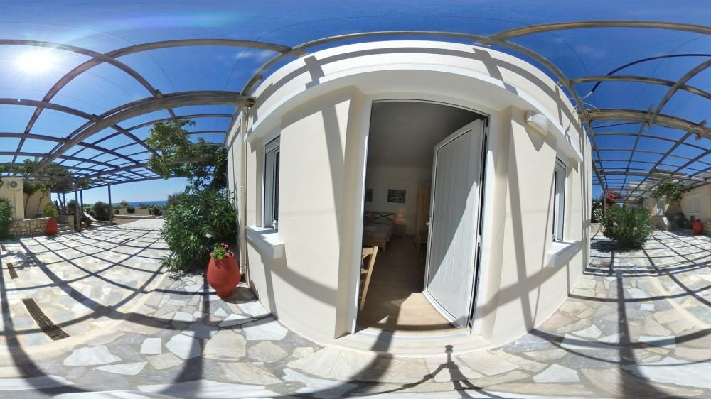 Εικονική πλοήγηση στο Nicolas Apartments στην Ιεράπετρα