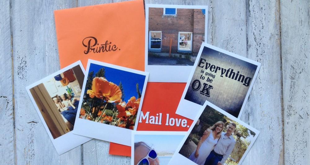 H Printic παρουσιάζει ένα διαφορετικό ψηφιακό άλμπουμ φωτογραφιών
