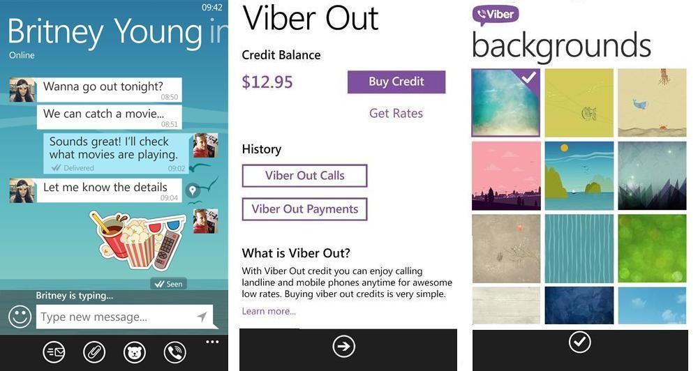 Viber Out: Διαθέσιμο και σε Windows Phone 8