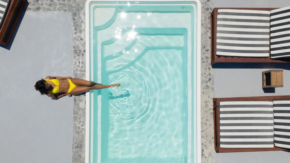 Blue White Suites, ένας παράδεισος χαλάρωσης και ηρεμίας