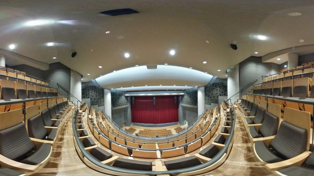 Virtual tour 360° στο Πολιτιστικό Κέντρο Κρήτης