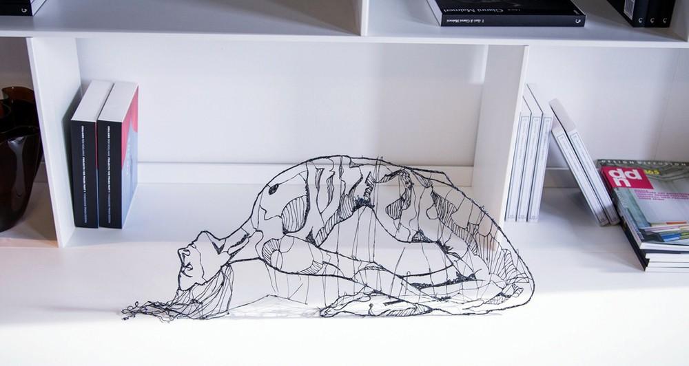 3D ζωγραφική με τη Lix 3D printing pen