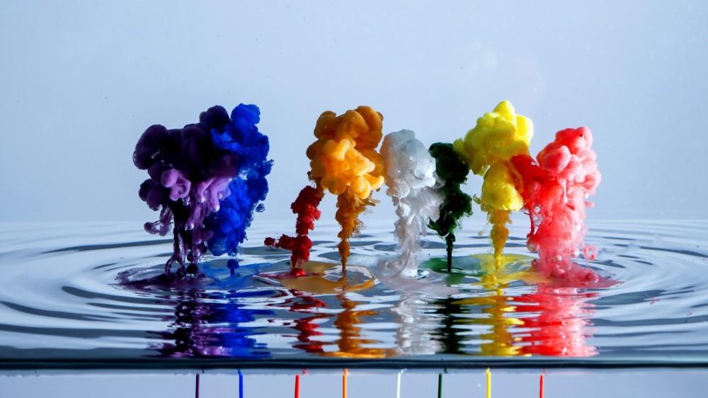 Η ψυχολογία χρωμάτων στον σχεδιασμό λογοτύπου