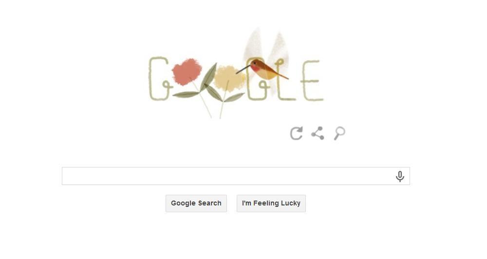 Το Google γιορτάζει την Ημέρα της Γης