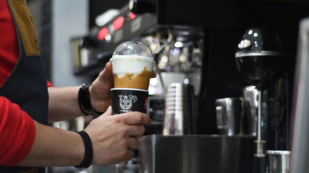 Cup coat, η καινοτομία στο ποτήρι του καφέ