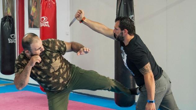 Μαθήματα αυτοάμυνας από την Crete Krav Maga Federation