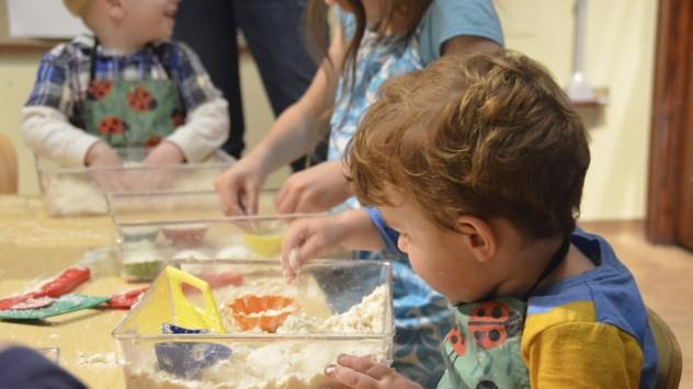 Η παιδική φαντασία ξυπνάει στο Exploration Children's Museum