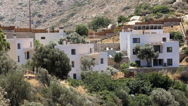 Παραδοσιακή φιλοξενία και οικολογικός τουρισμός σημαίνει Eco Tourism Greece
